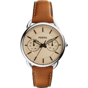 Fossil Montres, Tailor Multifunction Watch Brown en marron, beige