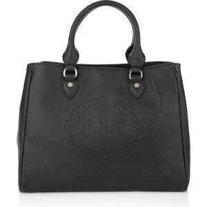 LIU JO Sacs portés main, Bauletto M Corallo Boston Bag Black en noir