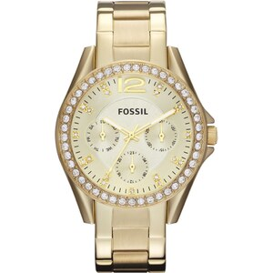 Fossil Montres, Riley Bracelet Gold en or