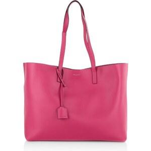 Saint Laurent Sacs à Bandoulière, Large Shopping Bag Bubblegum en rose pâle