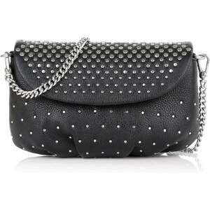 Marc by Marc Jacobs Sacs à Bandoulière, Karlie Studded Crossbody Bag Black en noir