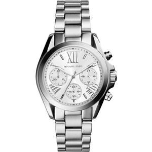 Michael Kors Montres, Mini Bradshaw Silver-Tone Watch en argent