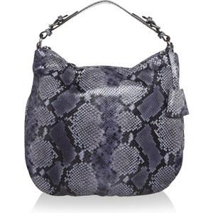 Abro Sacs à Bandoulière, Lux Hobo Bag Skin Blue en bleu, gris