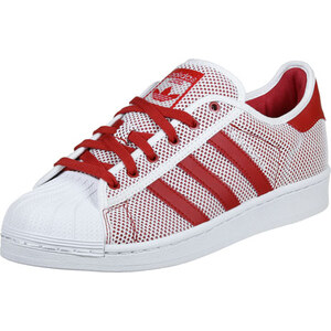 adidas Superstar Adicolor Schuhe collegiate red
