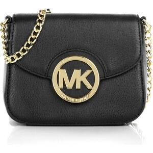 Michael Kors Tasche - Fulton SM Crossbody Black - in schwarz - Umhängetasche für Damen