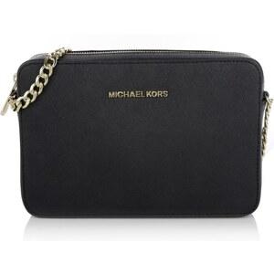 Michael Kors Tasche - Jet Set Travel LG EW Crossbody Black - in schwarz - Umhängetasche für Damen