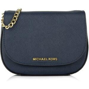Michael Kors Tasche - Jet Set Travel SM Crossbody Navy - in blau - Umhängetasche für Damen