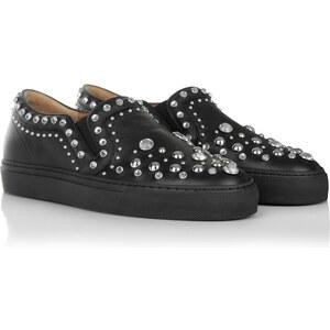 Givenchy Loafers & Slippers - Dark Street Slip-Ons Noir - in schwarz - Loafers & Slippers für Damen