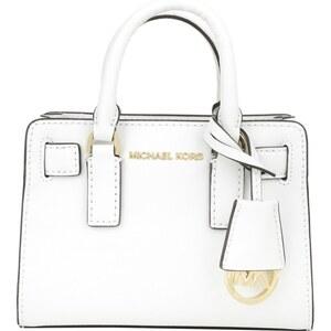 Michael Kors Tasche - Dillon TZ XS Crossbody Optic White - in weiß - Umhängetasche für Damen