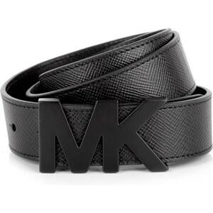 Michael Kors Kleinleder - MK Hardware Men's Belt Black - in schwarz - Kleinleder für Damen