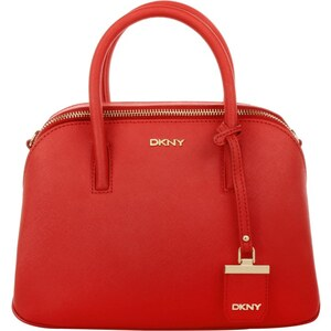 Dkny Tasche - Bryant Park Saffiano City Zip Vermillion - in rot - Henkeltasche für Damen