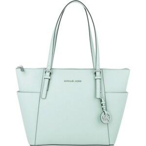 Michael Kors Tasche - Jet Set Shopping Tote Celadon - in grün - Umhängetasche für Damen