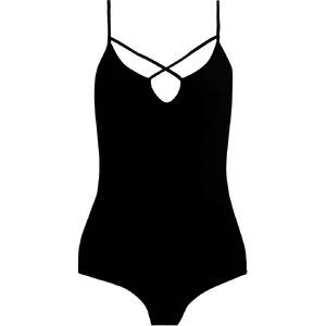Tally Weijl Body Noir à Fines Bretelles