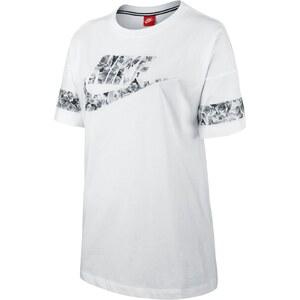 Nike T-Shirt - weiß