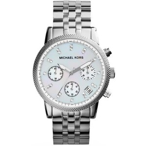 Michael Kors Montres, Ritz Silver-Tone Watch en argent