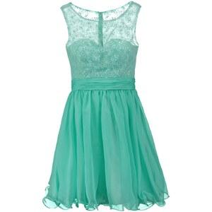 Luxuar Fashion Cocktailkleid / festliches Kleid türkisgrün