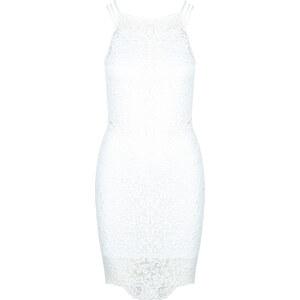 Tally Weijl Weißes Kleid mit Spitze