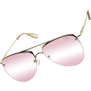 Le Specs The Prince Sonnenbrille gold/peach