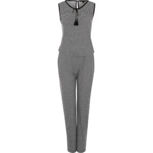 COMMA Overall mit All Over Print