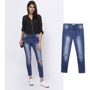 Lesara Jeans destroy taille haute