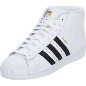 adidas Originals High Top Sneaker aus Leder