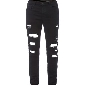 REVIEW Skinny Jeans im Destroyed-Look
