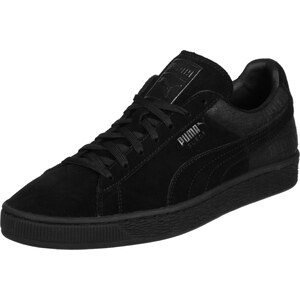 Puma Suede Classic Casual Emboss chaussures black