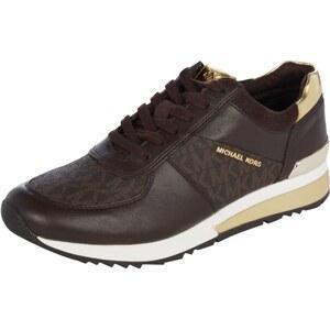MICHAEL Michael Kors Sneaker aus Leder mit Kontrasteinsätzen