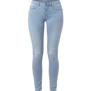 ONLY Stone Washed Jeans mit leicht elastischem Bund