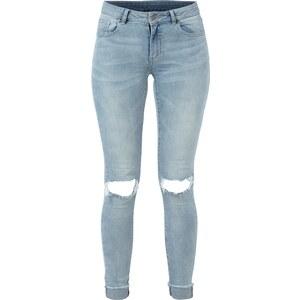 Vila Skinny Jeans im Destroyed Look