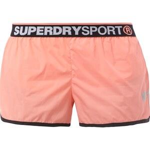 Superdry Shorts mit Reißverschlusstasche