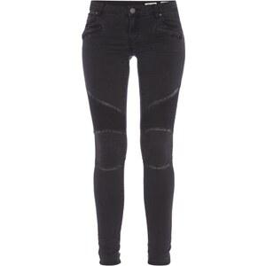 REVIEW 5-Pocket-Jeans im Biker-Look