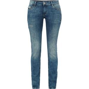 s.Oliver Skinny Fit Jeans im Destroyed-Look