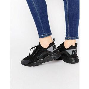 Nike - Huarache - Baskets de course à pied respirantes - Noir - Noir