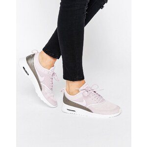 Nike - Bleached Lilac Air Max Thea - Sneakers - Violett