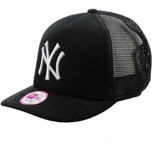 kšiltovka New Era Clean Trucker MLB New York Yankees - Black White -  Glami.cz 7516548e7d0