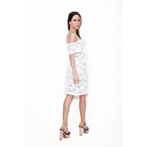 Maryssil Robes De Plage - Lesie Branco