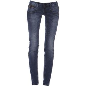 Freeman T Porter Alexa - Jeans Slim Cut - ausgewaschenes blau