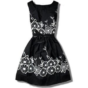 Kleid schwarz 2258