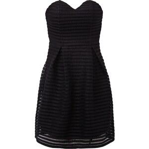 Glamorous Kleid mit Loch- und Streifenmuster