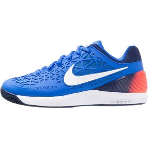 Nike Performance ZOOM CAGE 2 EU Tennisschuh Outdoor hyper cobalt/white/loyal blue/total crimson