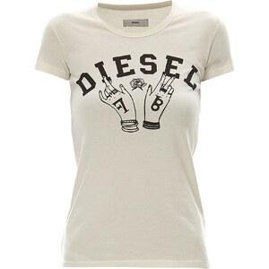 Diesel T-shirt - ecru