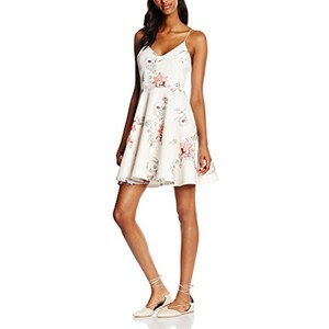 New Look Damen Kleid Mary Botanical Bonded