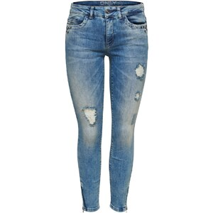 ONLY Skinny Fit Jeans Kendell reg ankle zip
