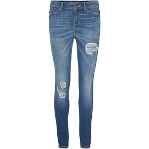VERO MODA Skinny fit jeans Seven NW Destroyed