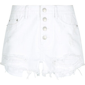 Tally Weijl Weisse High-Waist Shorts