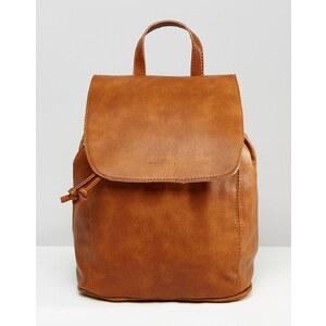 Pull&Bear - Sac à dos minimaliste - Fauve