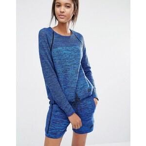 Nike - Pull en maille luxueuse de qualité supérieure - Bleu