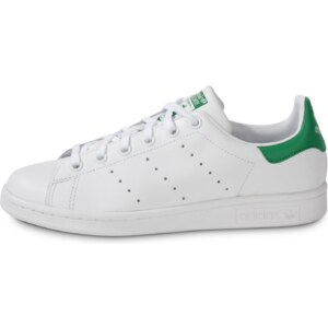 adidas Tennis Stan Smith Blanc Vert Femme