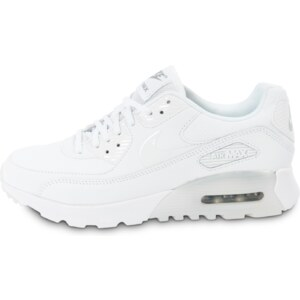 Nike Baskets/Running Air Max 90 Ultra Essential Blanche Femme